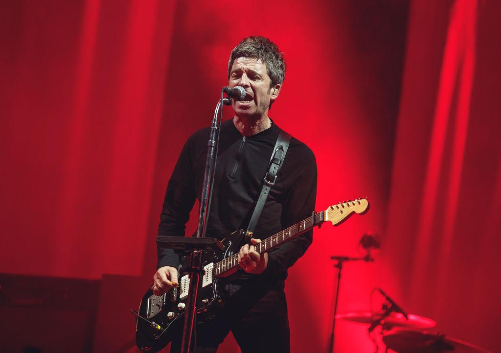 Noel Gallagher möchte im Falle einer Reunion bei The Smiths Gitarre...