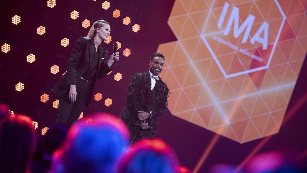 IMA International Music Award / Berlin / Berlin / Deutschland / 22.11.2019 / Foto: Sascha Baumann / all4foto.de