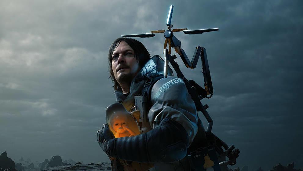 """""""Death Stranding"""" ist eines der absoluten PS4-Highlights des Jahres 2019"""