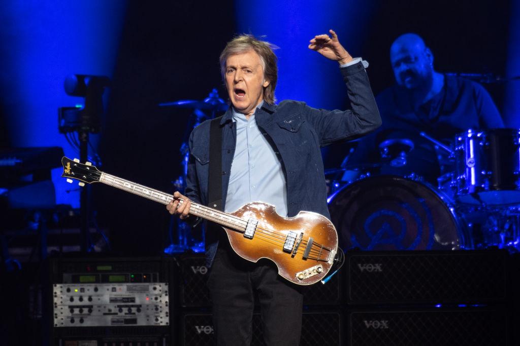 "Paul McCartney kündigt ""Freshen Up""-Tour..."