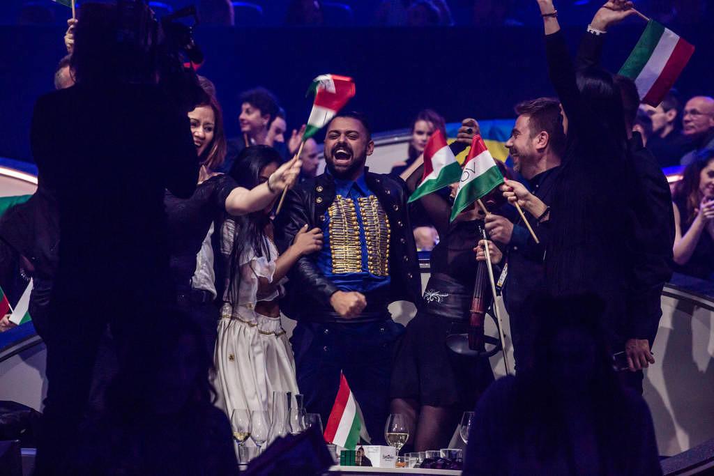 Eurovision Song Contest 2020: Ungarn sagt ESC-Teilnahme...