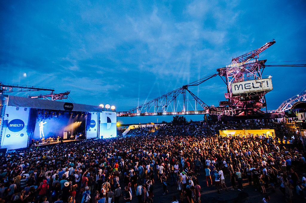 Melt Festival 2020 gibt weitere Acts bekannt – mit Woodkid und Mount...