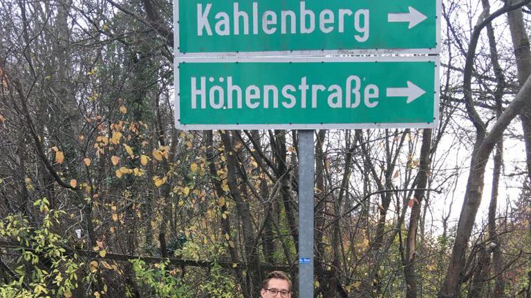 Reiner Reitsamer hörte 2019 unter anderem Kahlenberg
