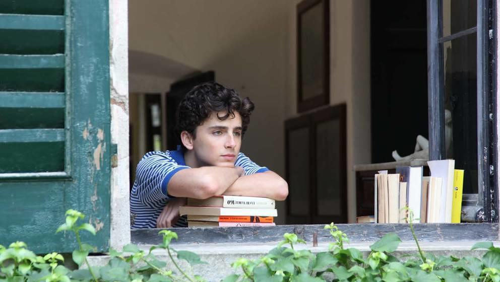 "Ab dem 29. Januar bei Netflix: ""Call Me By Your Name""."