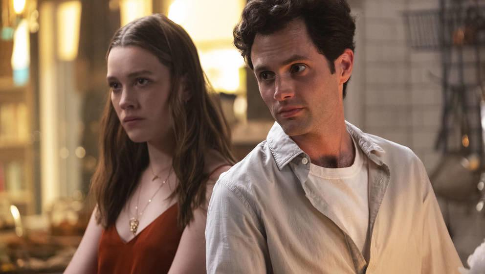 """Neu im """"You – Du wirst mich lieben""""-Kosmos: Love Quinn, gespielt von Victoria Pedretti. Wird sie Joe (Penn Badgley) verfallen?"""