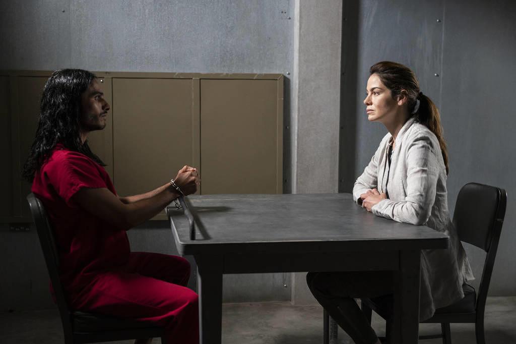 """Hat anfangs keine Ahnung, wer Al-Masih ist sowie ihre eigenen Probleme: CIA-Agentin Eva Geller (Michelle Monaghan) in """"Messiah"""""""