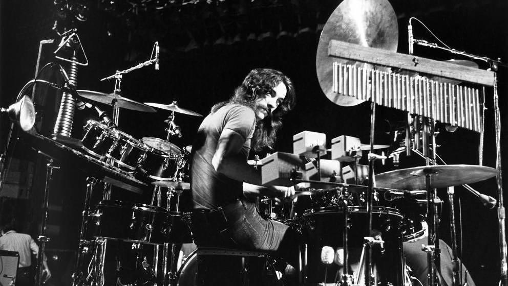 Neil Peart galt als einer der virtuosesten und besten Drummer aller Zeiten
