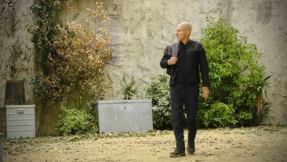 Patrick Stewart in 'Star Trek: Picard'