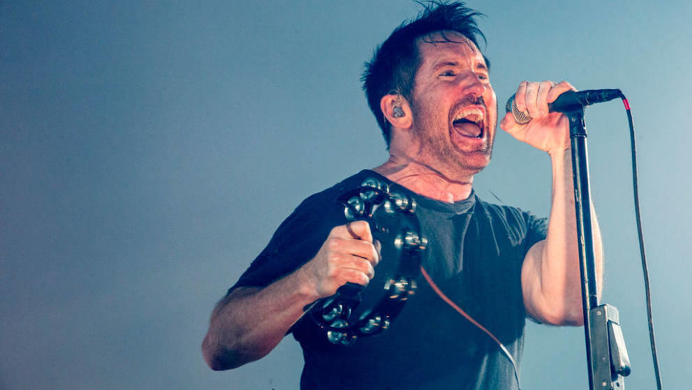 Trent Reznor schafft es also 2020 in die Rock and Roll Hall of Fame.