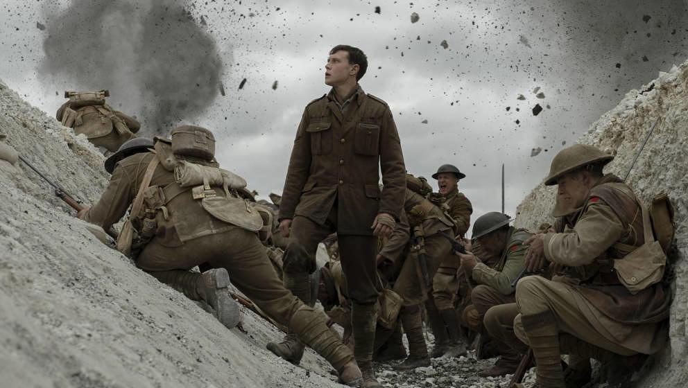 """1917"" ist ab dem 16. Januar 2020 im Kino zu sehen."