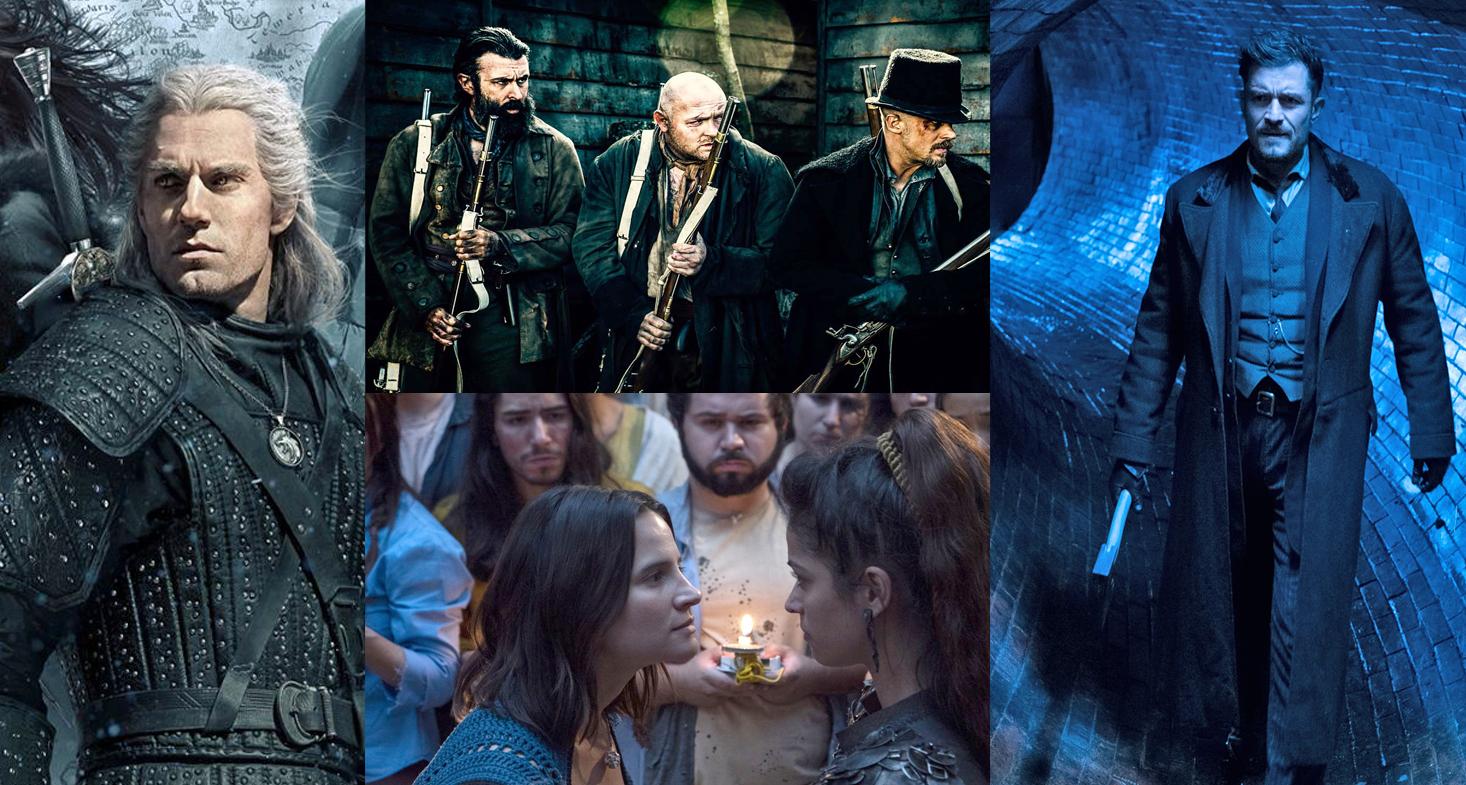 """""""The Witcher"""": 7 Serien, die Eure Wartezeit auf Staffel 2..."""