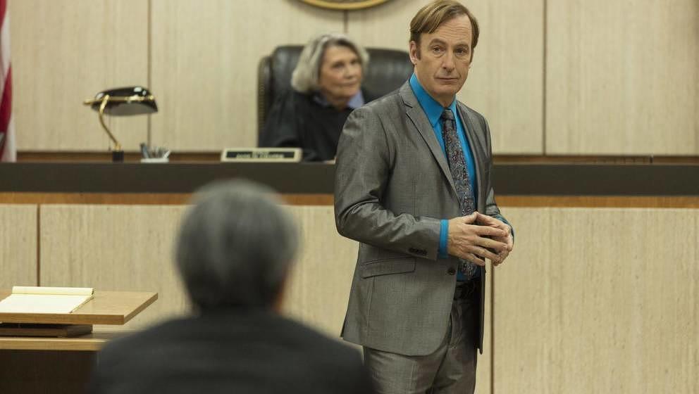 """Ab dem 24. Februar 2020 bei Netflix: die fünfte Staffel von """"Better Call Saul""""."""