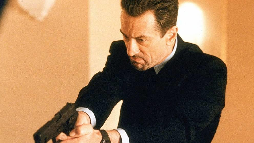 Robert De Niro in 'Heat'
