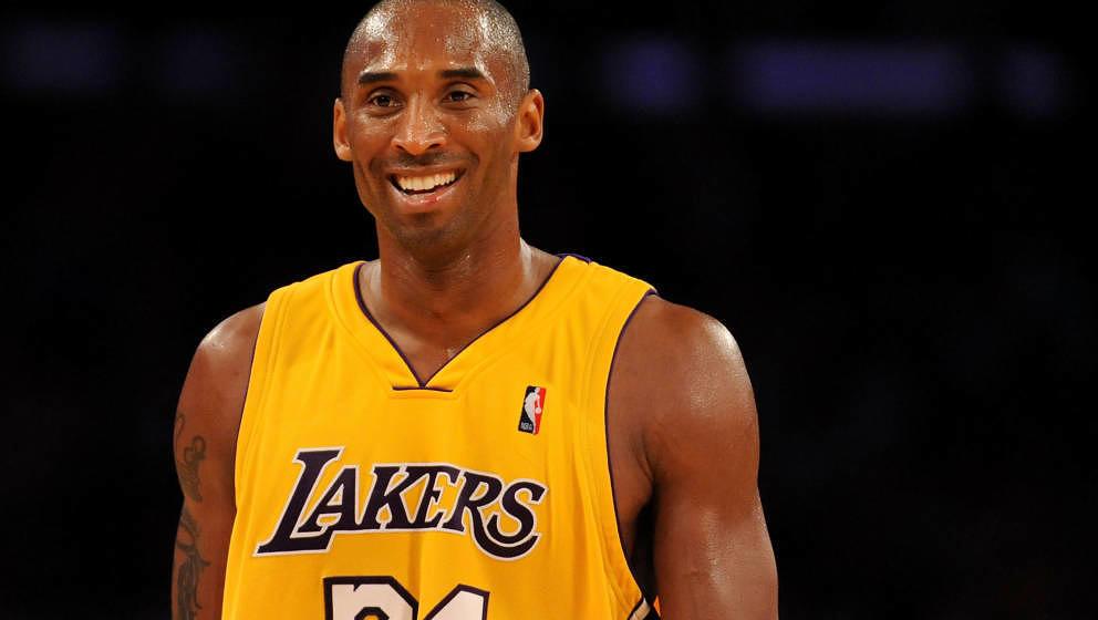 Kobe Bryant liebte Basketball so sehr, er produzierte sogar einen Kurzfilm dazu und gewann dafür 2018 einen Oscar.