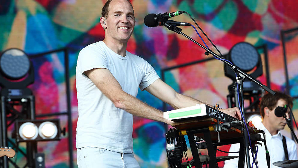 Caribou 2016 live in London