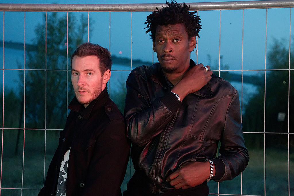 Massive Attack verschieben ihre Deutschlandkonzerte auf 2021