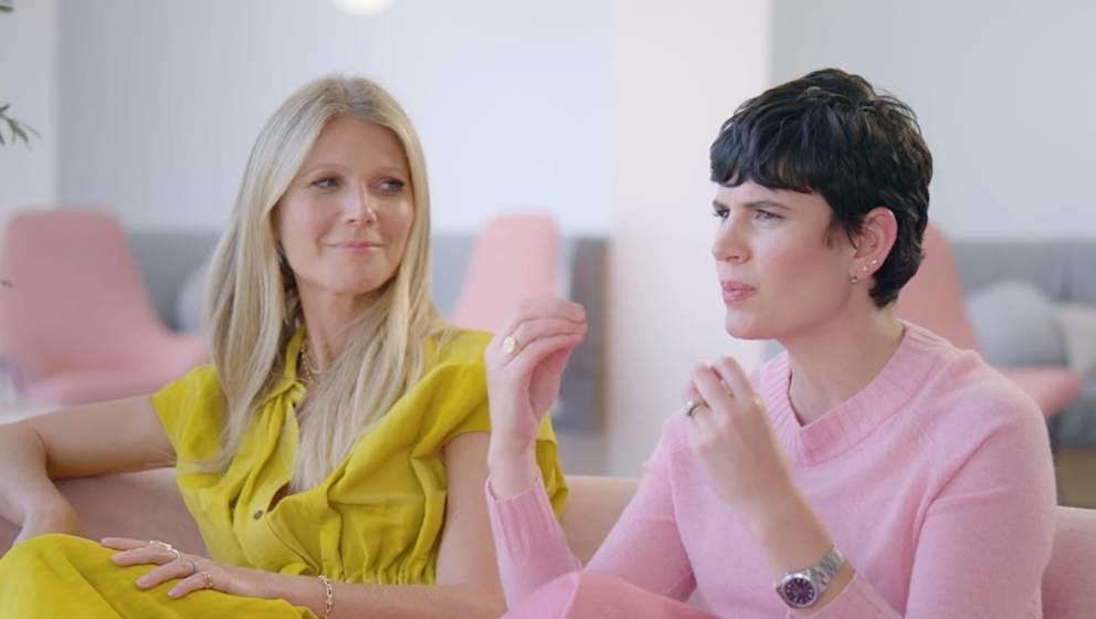 """In """"The Goop Lab"""" erkunden wechselnde Goop-Mitarbeiter angeführt von Gwyneth Paltrow und Chief-Content-Officer Elise Loe"""