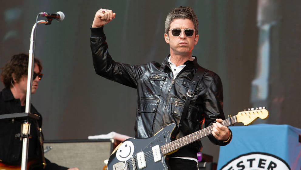 Noel Gallagher's High Flying Birds live in Schottland 2018