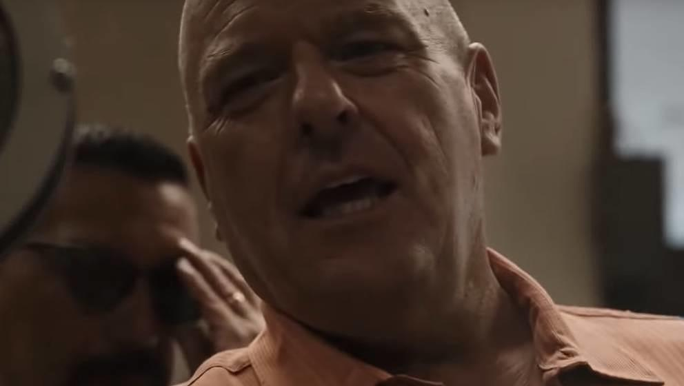 """""""Breaking Bad""""-Charakter Hank Schrader (Dean Norris) wird in der 5. Staffel von """"Better Call Saul"""" auf die Serienlein"""