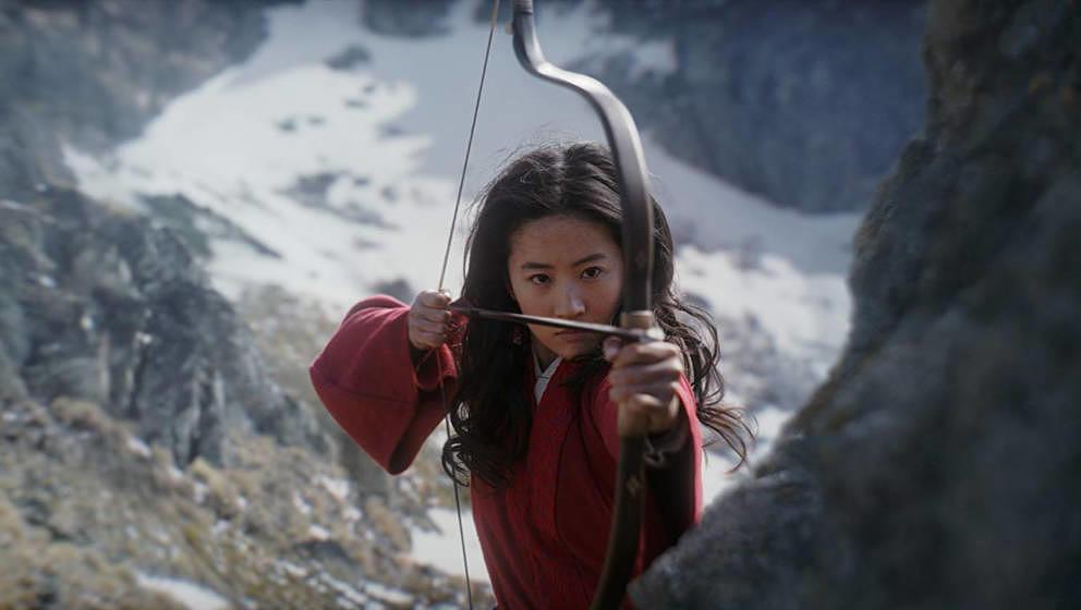 """""""Mulan"""" startet am 26. März in den deutschen Kinos."""