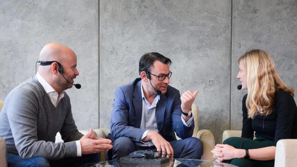 Akademie-Direktor Marc Thomas Spahl spricht im inside.pod über Veränderungen in der Journalistenausbildung bei Axel Springe