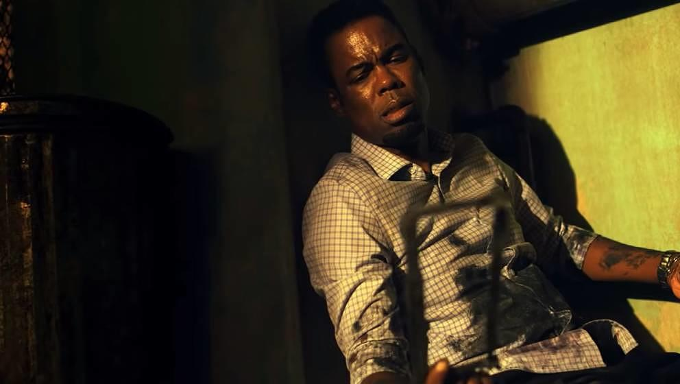 "Chris Rock in dem ersten Trailer des neuen Saw-Ablegers ""Saw: Spiral""."