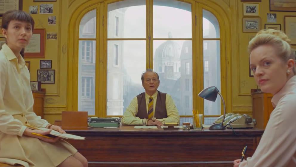 """""""The French Dispatch"""" von Wes Anderson hat noch keinen deutschen Starttermin."""