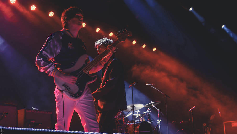 The Strokes am 14. Februar 2020 in der Berliner Columbiahalle