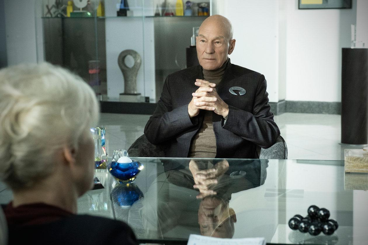 """""""Star Trek: Picard"""" aus Sicht eines Nicht-Trekkies: Serien-Bruchlandung statt Aufbruch in neue Welten"""