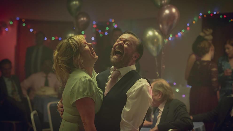 """Eines der ersten neuen Szenenbilder aus der 2. Staffel """"After Life"""""""
