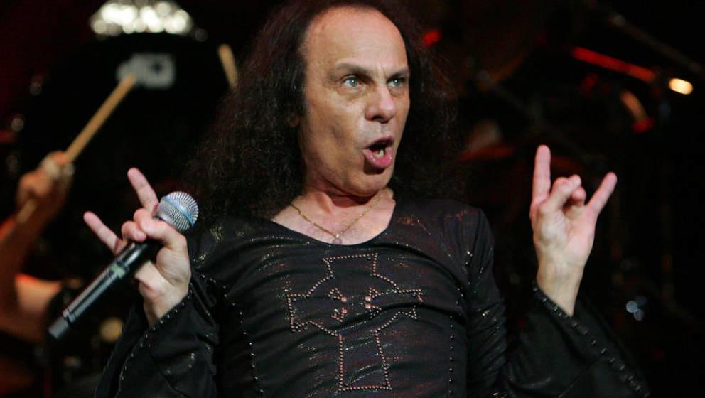 Bald wird es eine Doku über Ronnie James Dio geben.