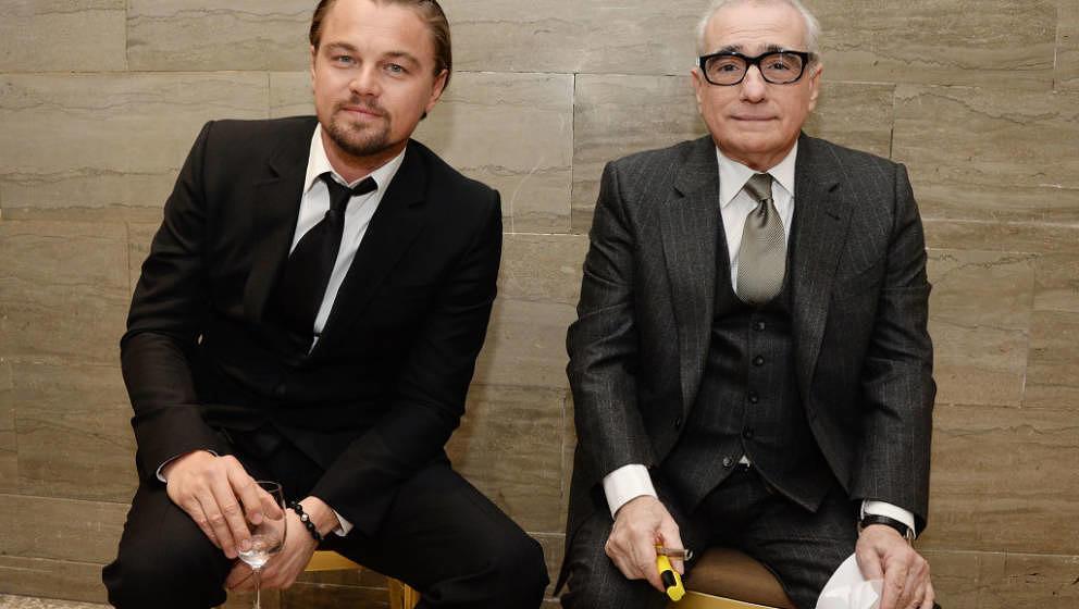 Leonardo DiCaprio wird erneut mit Martin Scorsese zusammenarbeiten.