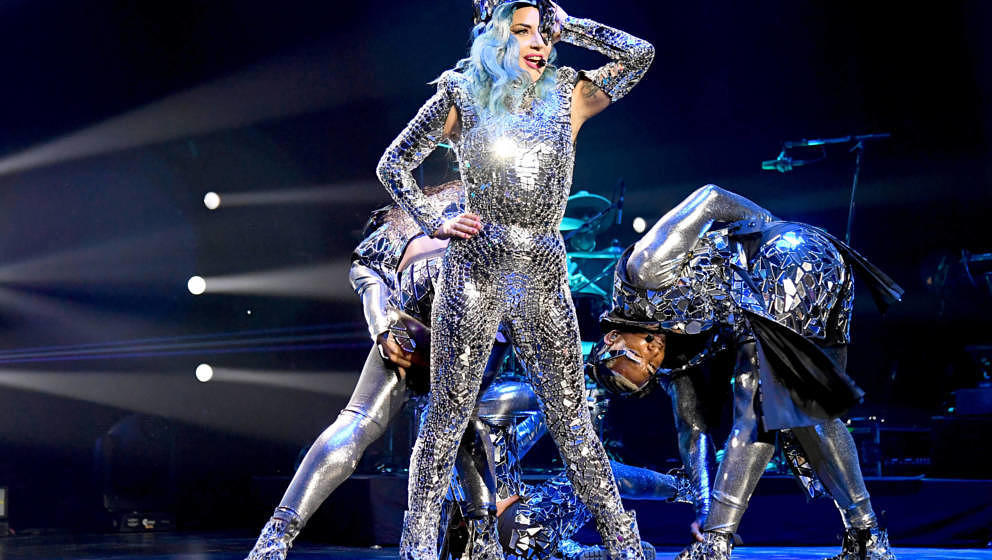 Lady Gaga live am 1. Februar 2020 in Miami, Florida