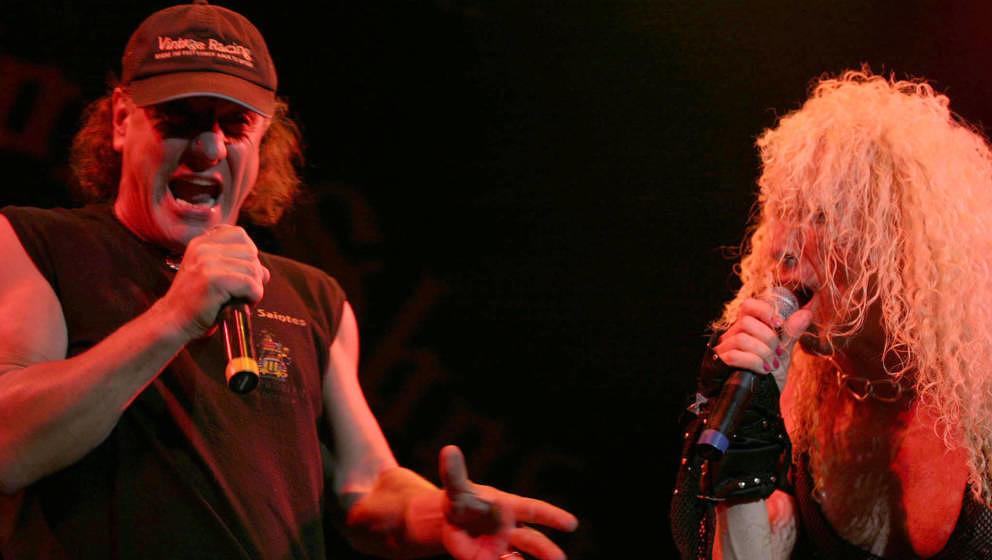 AC/DC: Brian Johnson singt mit Dee Snider von Twisted Sister