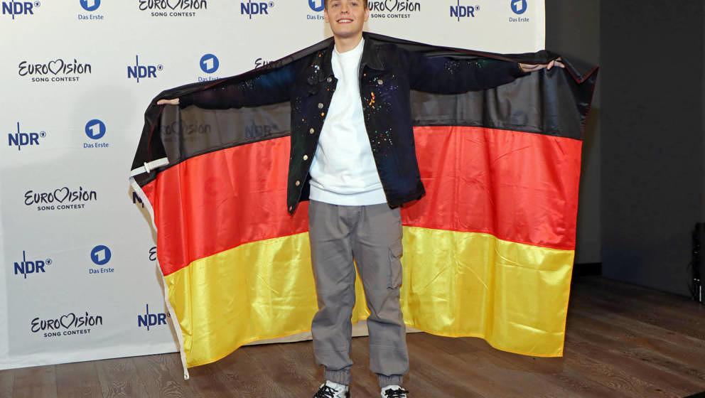 """Ben Dolic tritt mit """"Violent Thing"""" beim ESC 2020 für Deutschland an"""