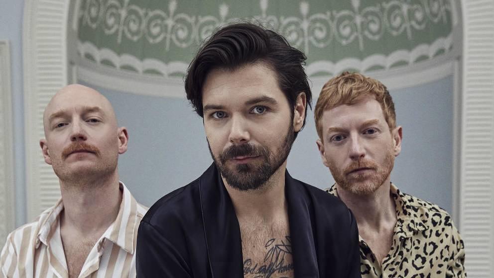 Sind mit neuer Single und neuem Album am Start: Die schottischen Alternative-Rocker BIffy Clyro.