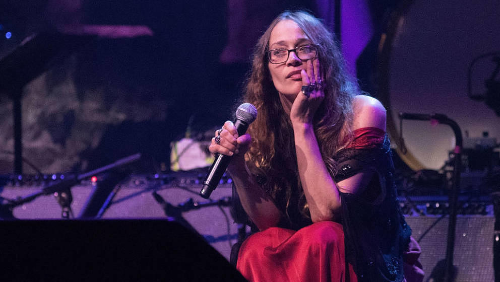 AUSTIN, TX - FEBRUARY 28:  Singer-songwriter Fiona Apple performs onstage during The Austin Music Awards at ACL Live on Febru