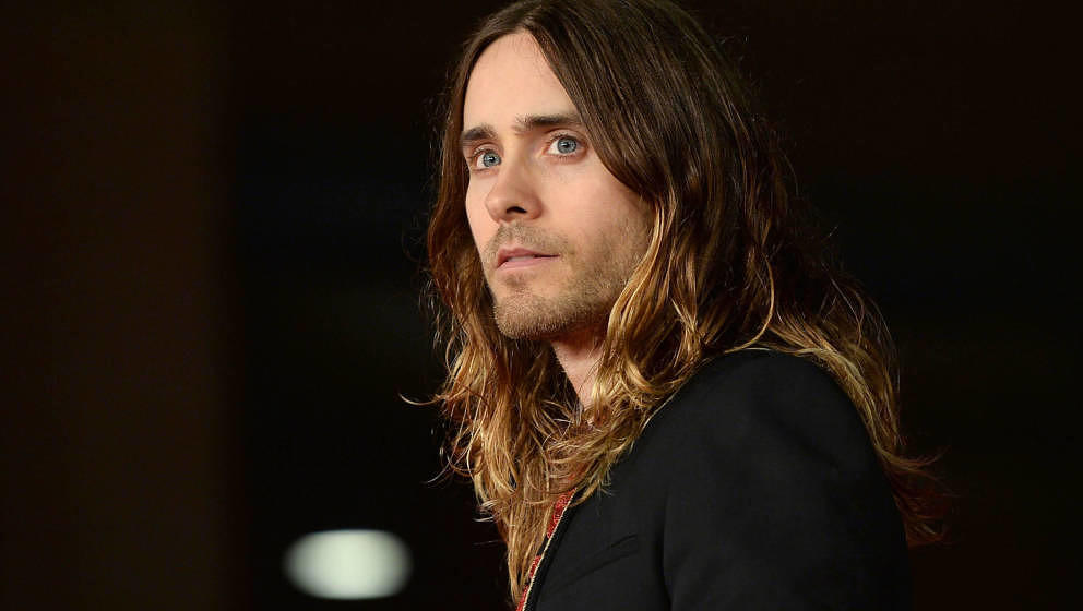 ROME, ITALY - NOVEMBER 09:  Actor Jared Leto attends 'Dallas Buyers Club' Premiere And Vanity Fair Award during The 8th Rome