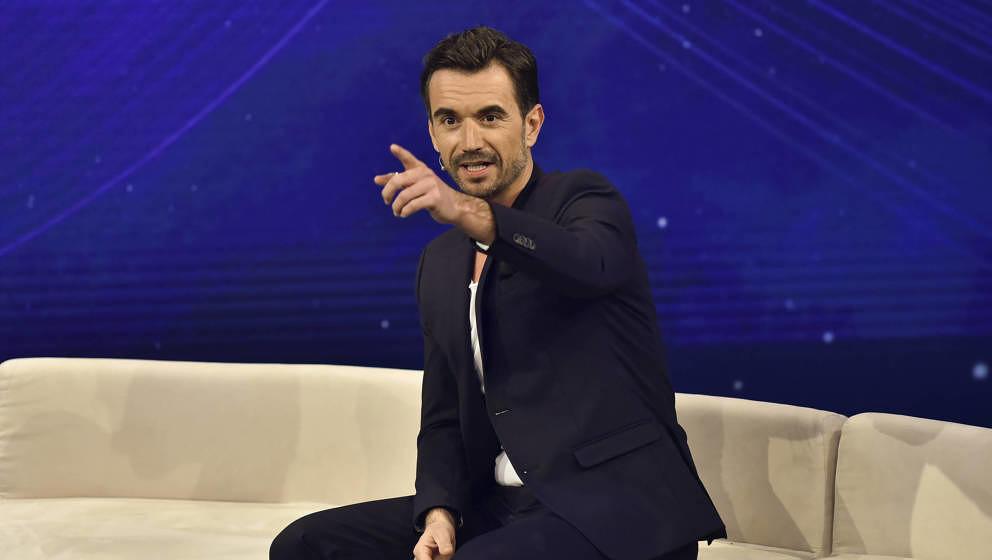 HAMBURG, GERMANY - DECEMBER 16:  Florian Silbereisen attends the tv show 'Menschen 2019 - der ZDF Jahresrueckblick' on Decemb