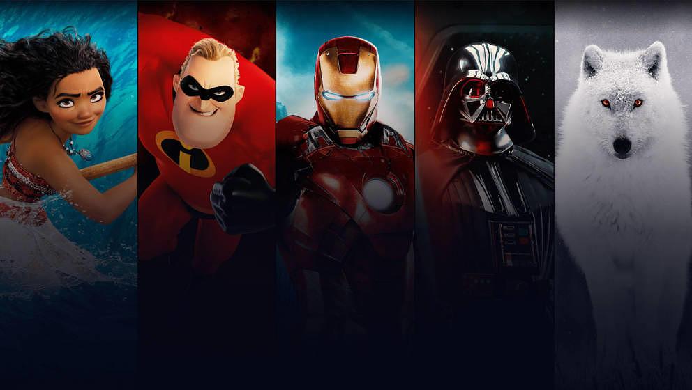 Disney+: Das sind die Originals des neuen Streaming-Anbieters