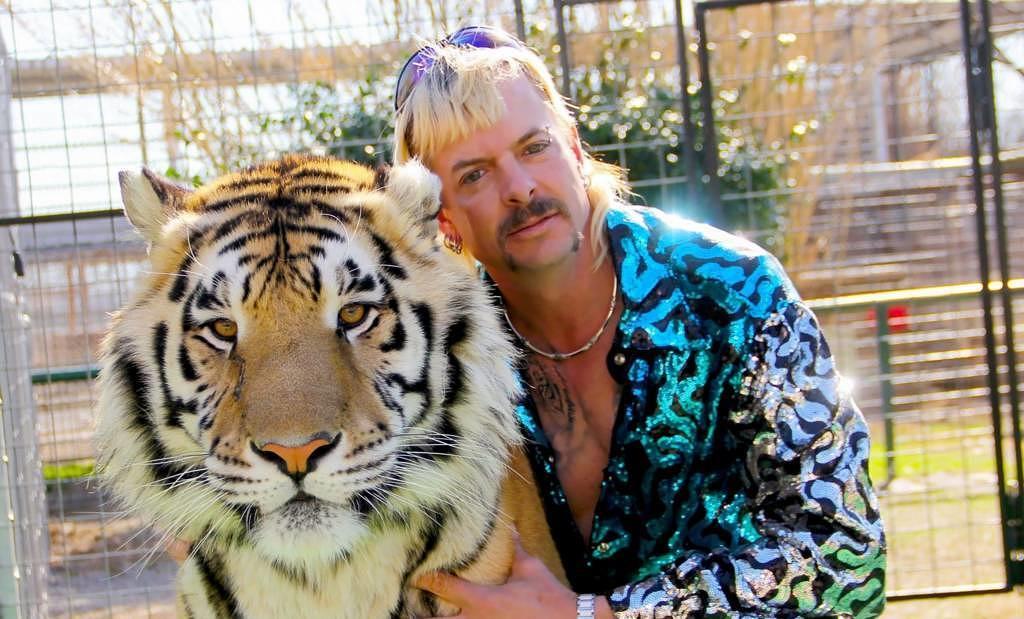 """Tiger King""-Co-Regisseurin Rebecca Chaiklin: ""Joe Exotic ist ein Rassist"""