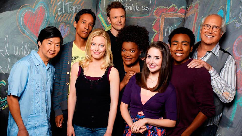 """Am 1. April landet die US-amerikanische Serie """"Community"""" auf Netflix."""