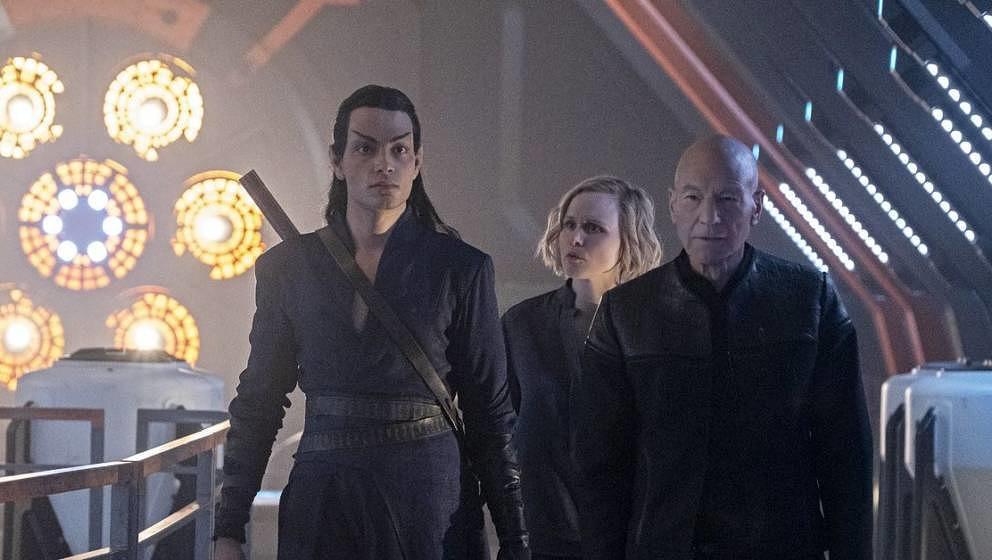 """""""Star Trek: Picard"""" wird von den Deutschen während der Corona-bedingten Selbstisolation besonders gerne gestreamt."""