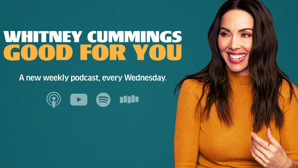 "Whitney Cummings – ""Good For You"""