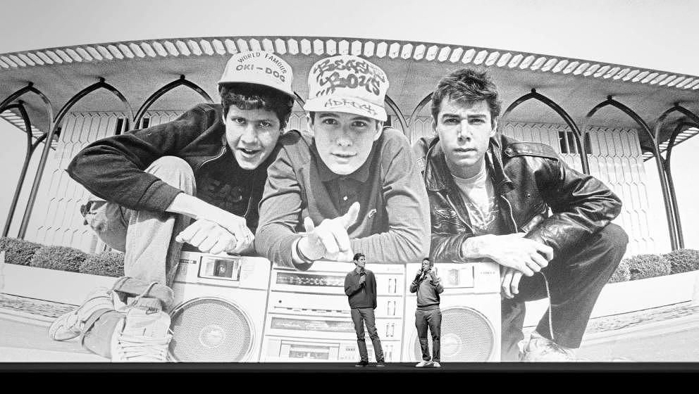 """Beastie Boys Story"" mit Mike Diamond und Adam Horovitz"