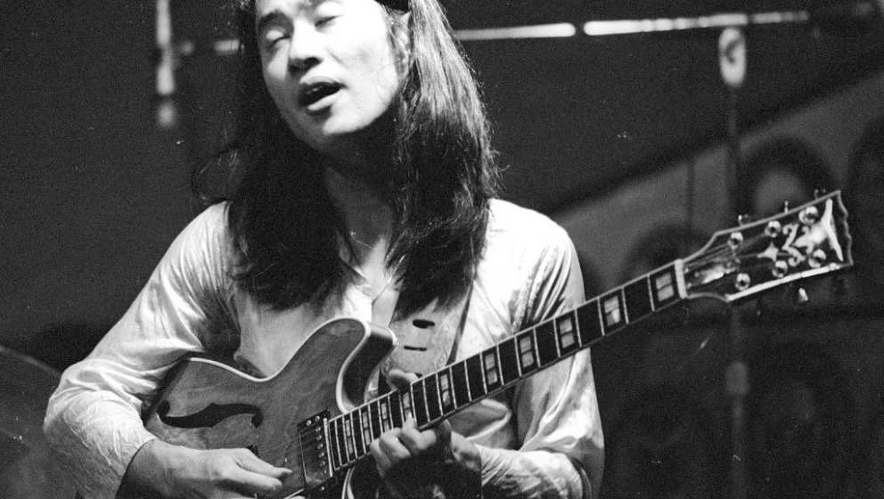 SAN FRANCISCO - CIRCA 1979: Photo of Ryo Kawasaki performing in San Francisco, California. Circa 1979 (Photo by Tom Copi/Mich