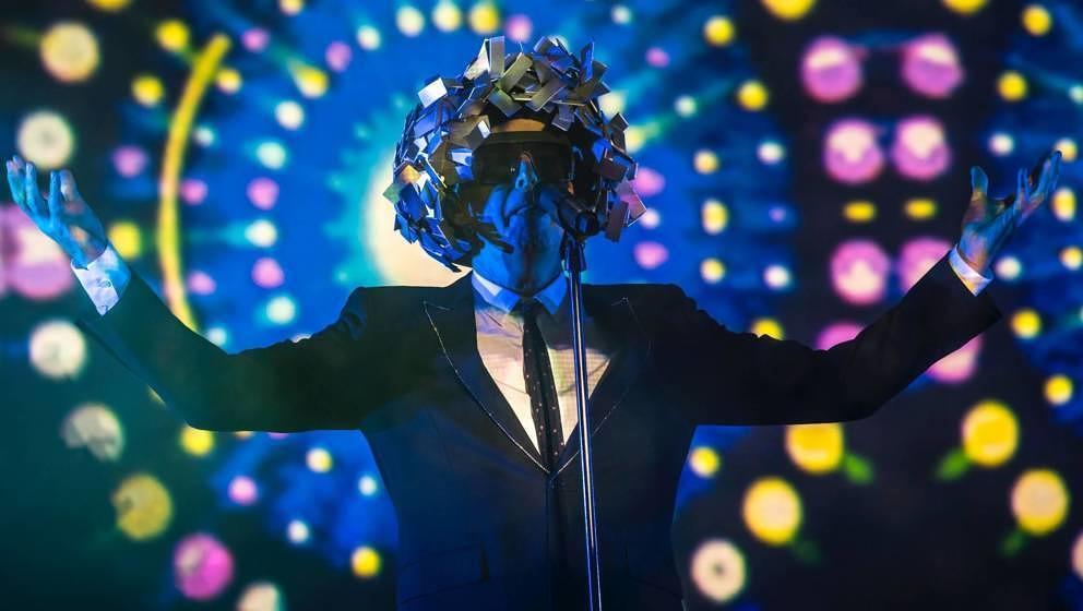 Neil Tennant von den Pet Shop Boys