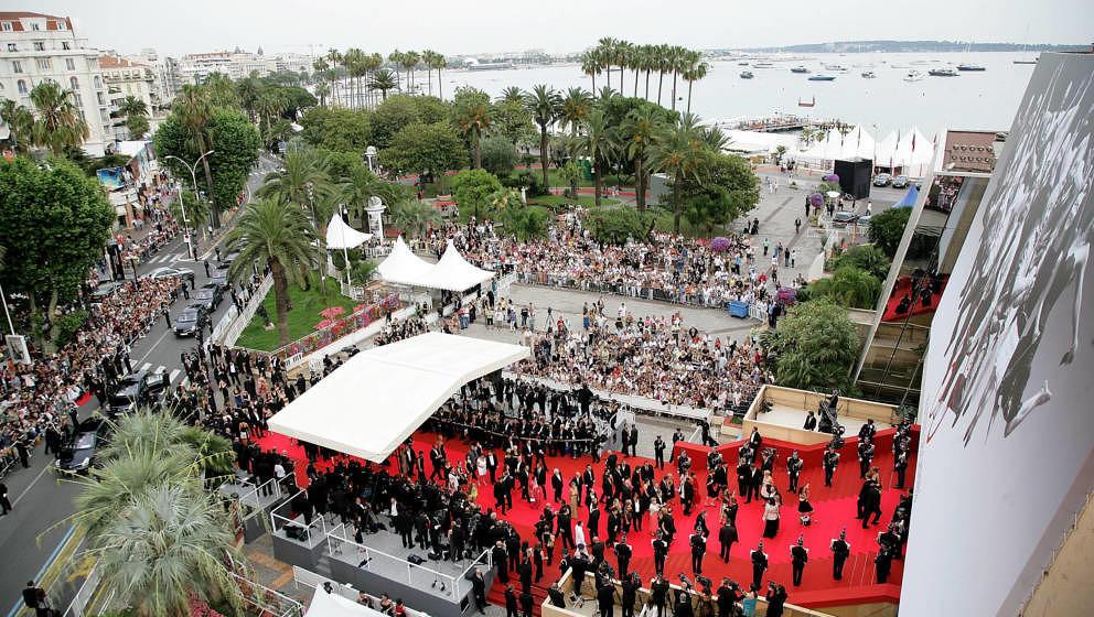 """Dieses Jahr wohl nur digital: Die Filmfestspiele in Cannes nehmen an dem gigantischen Streaming-Event """"We Are One: A Global"""