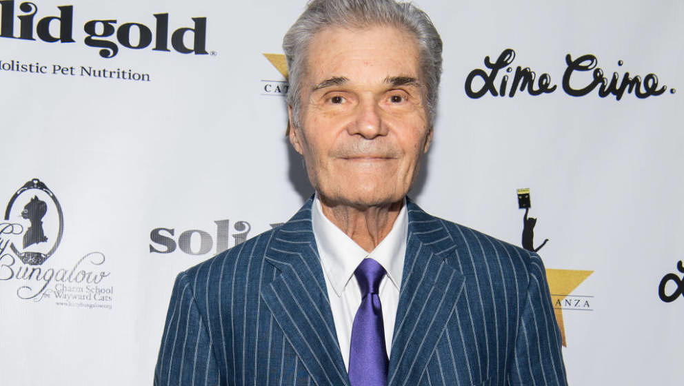HOLLYWOOD, CA - APRIL 21:  Actor Fred Willard attends 'CATstravaganza featuring Hamilton's Cats' on April 21, 2018 in Hollywo