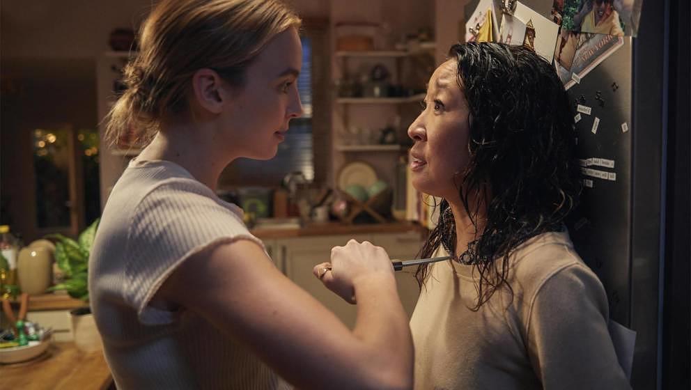 Was für ein Ding haben Villanelle (Jodie Comer) und Eve Polastri (Sandra Oh) eigentlich am Laufen?